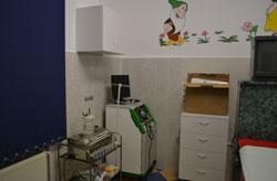 Prosocial Laboratorul de endoscopie al Clinicii Pediatrie III